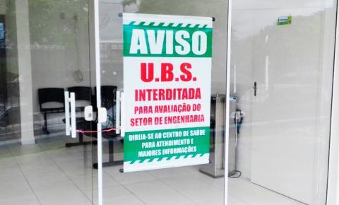 UBS está há seis meses de portas fechadas
