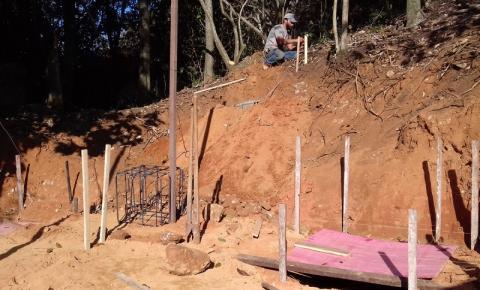 Construção de Ermida avança, mas ainda precisa de doações