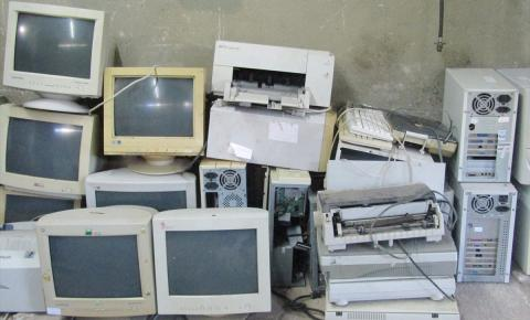 Implantado Ponto de Coleta de Resíduos Eletroeletrônicos