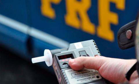 Motoristas alcoolizados  estão na mira da PRF