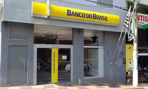 Banco do Brasil reabre agência
