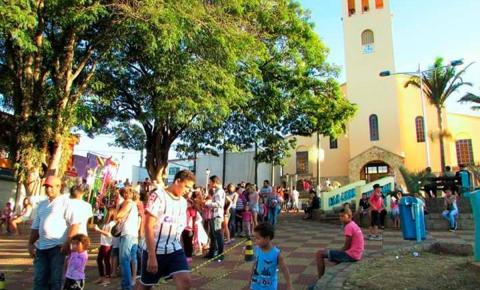Município celebra aniversário com várias atrações