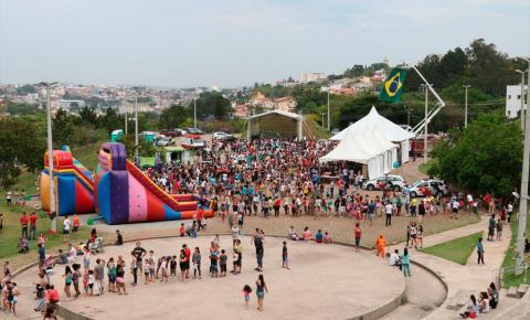 Festa das Crianças do GGI acontece no  Centro de Convenções