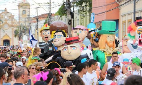 Carnaval terá concursos de  fantasias infantis e de Blocos