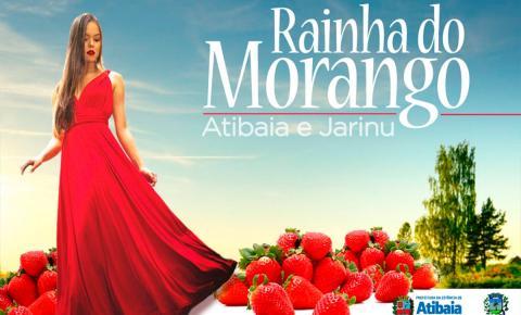 Inscrições para concurso de Rainha da Festa do Morango seguem abertas