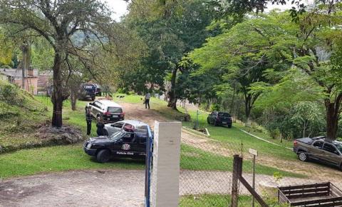 Caseiro confessa homicídio e revela onde enterrou  corpo da vítima