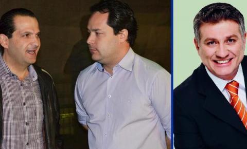"""Prefeito de Atibaia abre as """"portas"""" da cidade para Edmir Chedid"""