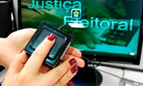 Prazo para fazer o cadastro biométrico termina em agosto