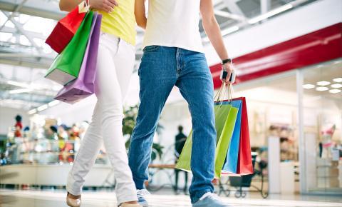 Campanha foca na valorização do comércio no Natal